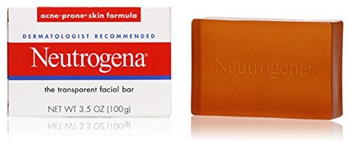 Neutrogena Acne-Prone Skin Formula Facial Bar. UPC:070501013304. Pack of 10 Bar x 3.5 Oz/Bar = 35 Oz Total.