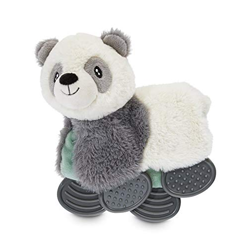 SERENITY2000 Serenity Beary Mellow Plush Paddle Dog Toy, Small ()