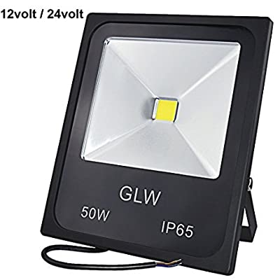 GLW 12V Floodlight Daylight White