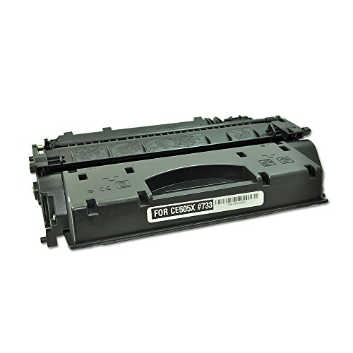 SPEEDY TONER HP CE505X Compatible Replacement Laser Toner...