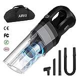 AIRKII Portable Handheld Vacuum Cleaner Cordless,Hand Vacuum 40 Mins Runtime HEPA Filter for Home Car Pet