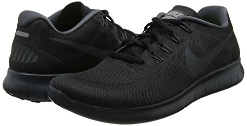 Scarpe Da black Rn Grey Nike Running cool dark Uomo Trail Grey Free anthracite 2017 Nero CxqxwzIt