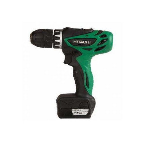 12V Peak Cordless HXP Lithium-Ion 3/8 in. Micro Drill Driver - Hitachi DS10DFL