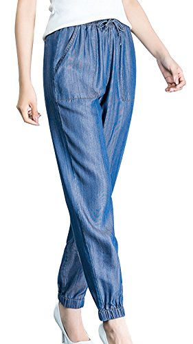 Tapered Blue Donna Donna Jeans Ume Blue Tapered Ume Ume Jeans SSPwEvqU