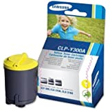 Samsung Toner Yellow Pages 1000, CLP-Y300A (Pages 1000)