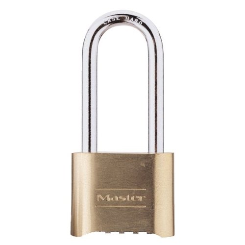 Master Lock Padlock, Set Your Own Combination Lock, 2 in. Wide, 175LH from Master Lock