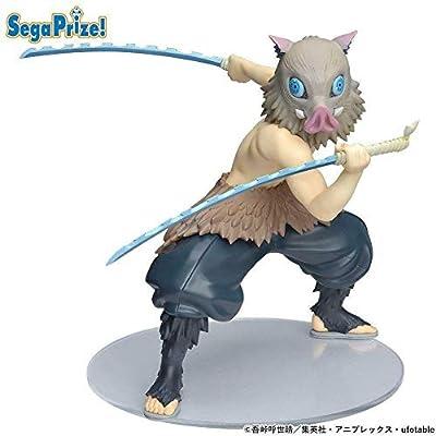 JPT Kimetsu no Yaiba Inosuke Hashibira Demon Slayer Super Premium Figure SEGA: Toys & Games