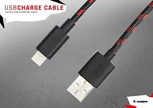 Câble de charge Snakebyte USB Type C pour - Actualités des Jeux Videos