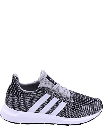 adidas Boys' Swift Run J, Grey Two/White/White, 6 M US Big Kid