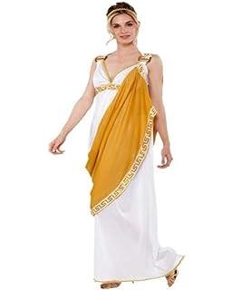 Disfraz de emperatriz romana mujer - XL: Amazon.es: Juguetes ...