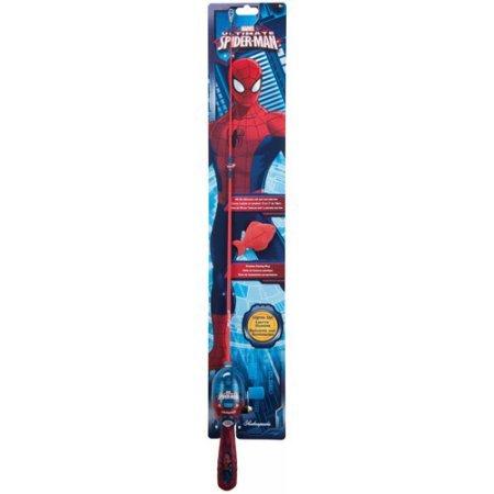 Shakespeare Marvel Spiderman Lighted Fishing Kit