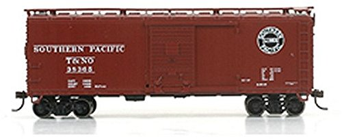 UPC 797534846692, HO RTR 40' Wood Box SP #38365