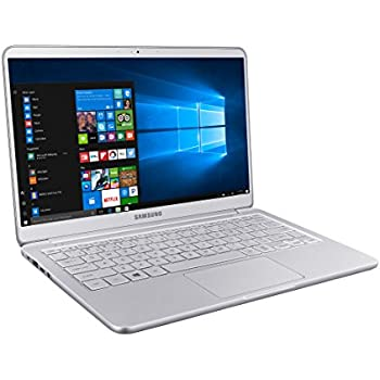 "Samsung Notebook 9 NP900X3N-K01US 13.3"" Traditional Laptop (Light Titan)"