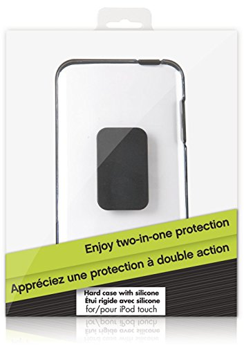 Philips DLA4224D Hard Case with Silicone for iPod Touch