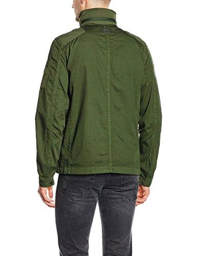 RAW Overshirt Green Men's G L Blazer Green Powel Dark Bronze STAR IR7nqw5