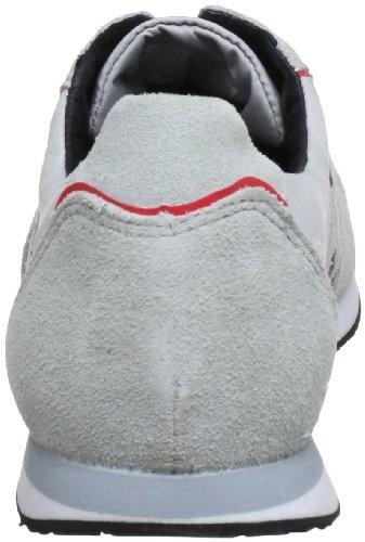 Zapatillas Amia Para Mujer 236 Cuero Gris 291 De 223 grau hellgrau EqOrq
