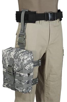 Gas Mask Model: Northstar Tactical Drop Leg Gas Mask Platform from Northstar Tactical :: Gas Mask Bag :: Army Gas Masks :: Best Gas Mask