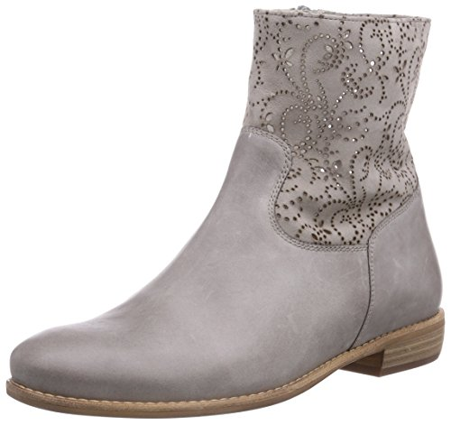 Semitono Grit Damen Chelsea Boots Beige (037 Taupe)