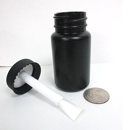 Empty Plastic Bottles Applicator Container