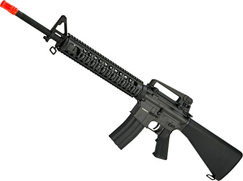 Evike CYMA M16A4 RAS Full Metal Airsoft AEG w/Lipo Ready (Airsoft Grenade Launchers)