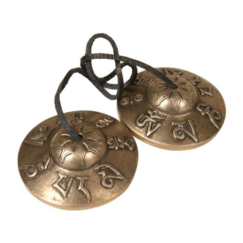 DOBANI Timsha Bell, 3.00-Inch, Mantra by Mid-East