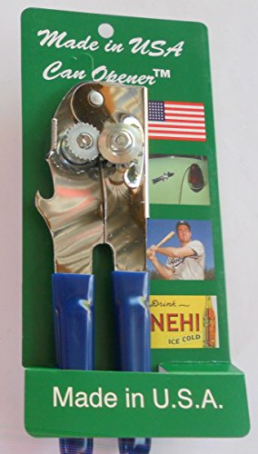 Made in USA Can Opener (Blue) (Can Opener Made In Usa compare prices)
