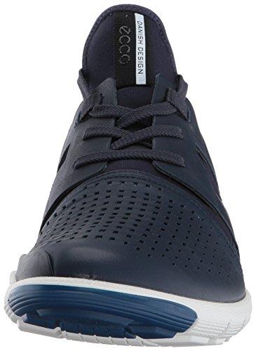 ECCO Intrinsic 2, Zapatillas Altas para Hombre Azul (True Navy/true Navy)