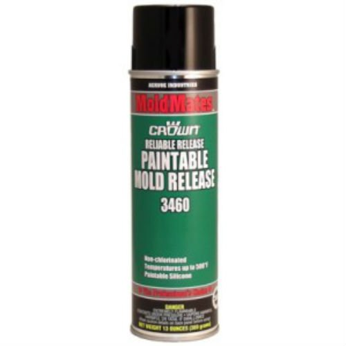 Reliable Mold Release:Paintable-Flammable