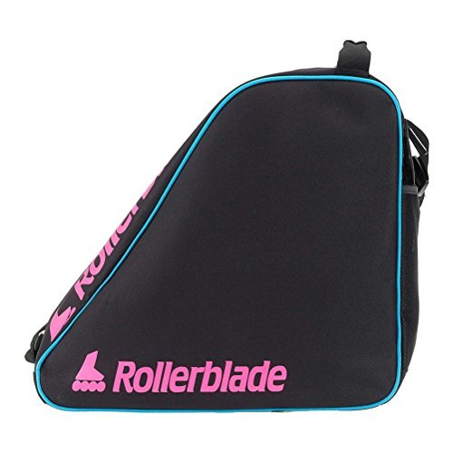 In Line Skates Bag - Rollerblade Classic Inline Skate Bag, Black and Pink