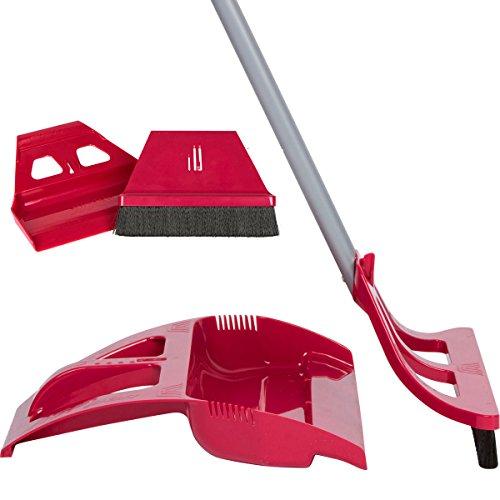 WISP Cleaning Set WISPsystem Telescoping Broom and Dustpa...