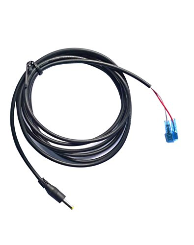 FirstCam External 6V Battery Cable for Trail Cameras and Game Cameras