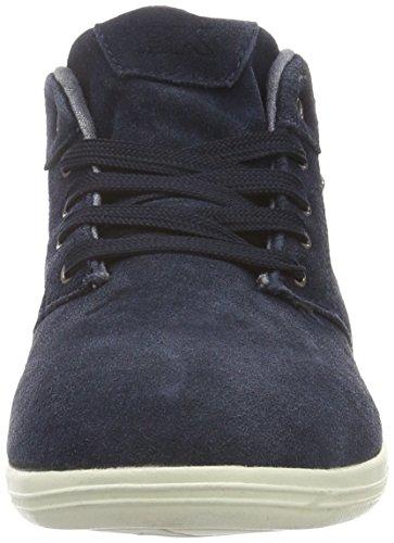 02 Sneaker Knights Blu Copal Mid Uomo British Navy Alte fORwAvqZxZ