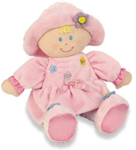 Plush Small Doll (Baby Dolls Plush Kira Doll, 10