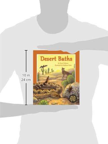 Desert Baths: Darcy Pattison, Kathleen Rietz: 9781607185345 ...