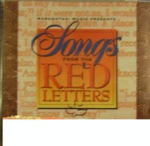 Maranatha! Music Presents Songs from the Red Letters