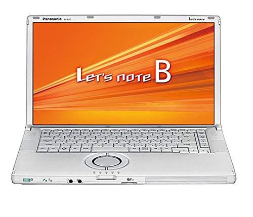 【中古】 Let's note(レッツノート) B10 CF-B10TWYYS / Core i3 2330M(2.2GHz) / HDD:250GB / 15.6インチ / シルバー B01N6TXVQV