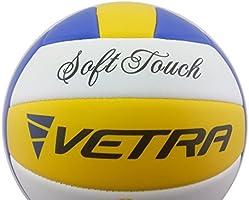 VETRA Voleibol Toque Suave Volley Bola Funcionario Tamaño 5 ...