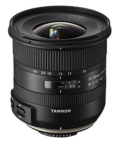 Tamron 10-24mm F/3.5-4.5 Di-II VC HLD Wide Angle Zoom Lens for Nikon APS-C Digital SLR Cameras