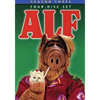 Alf: Temporada 3 [DVD]
