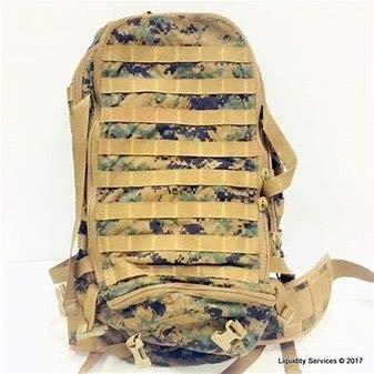 Locknwalk USMC APB03 Medical Corpsman Assault Pack with Inserts