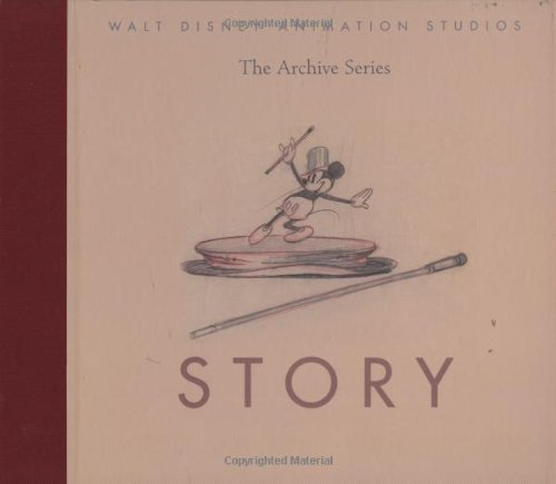 Archive Series - Walt Disney Animation Studios The Archive Series: Story (Walt Disney Animation Archives)