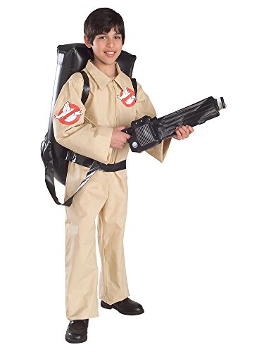 Classic Ghostbusters Costume for Kids (Ghostbusters Kids Proton Pack)