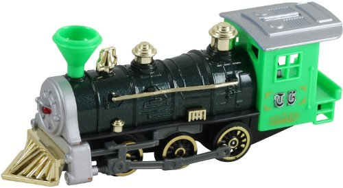(WowToyz Super Locomotive Pull Back (Green))