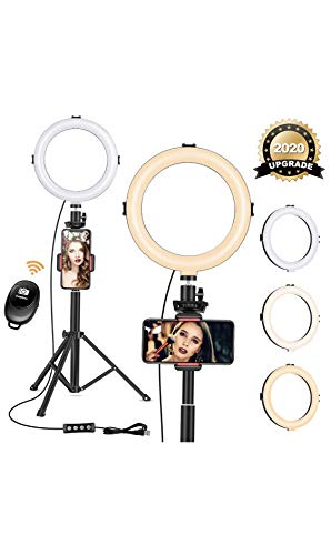 8 Ring Light with