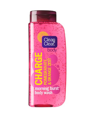 Clean & Clear Morning Burst Charge, Pomegranate, 1-Pound (Pack of 2)