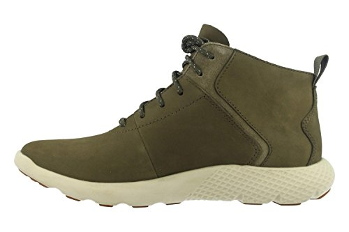 Timberland - Flyroam Leather Trainer Lichen Nubuck - Sneakers Homme