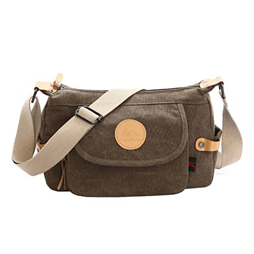 Canvas Handbag /korean Version Of The Diagonal/ladies Bag/retro Pack/student Satchel-e M0005999-e