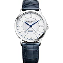 Baume & Mercier Classima 10272 Dual Time Automatic Mens Watch