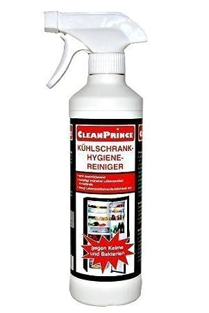 Kühlschrank Desinfizieren cleanprince kühlschrank hygiene reiniger 500 ml küche bakterien