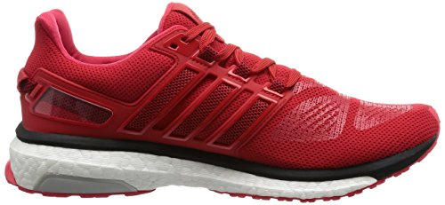 adidas Herren Energy Boost 3 Laufschuhe Rosso (Ray Red/Core Black/Collegiate Red)